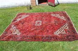 Large Persian area rug