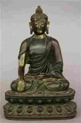 Chinese Bronze Figure