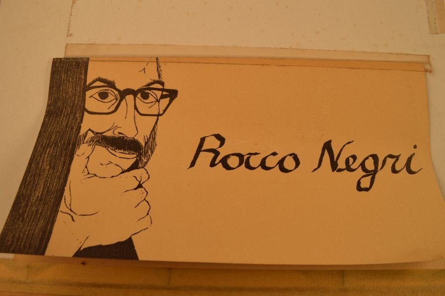 2 Lithographs/Prints; 1) Signed Rocco Negri, 2) Signed - 6