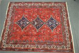 LARGE PERSIAN AREA RUG 120 x 96