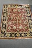 "LARGE PERSIAN AREA RUG 98"" x 121"""