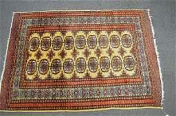 PERSIAN AREA RUG 93 X 49