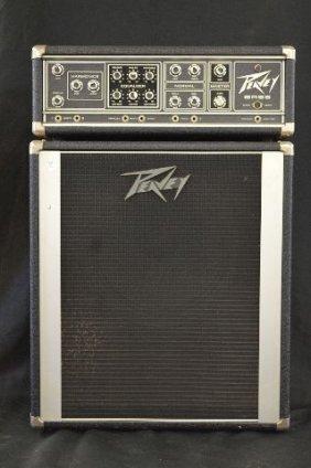 Peavey Base Amplifier Model Se100656