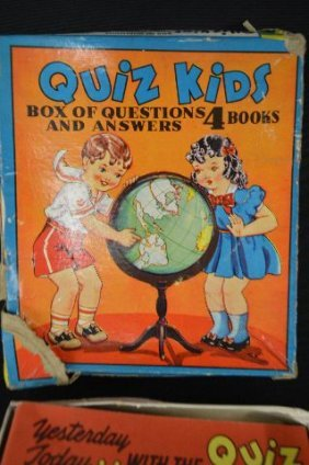 Quiz Kids Question And Answer Game