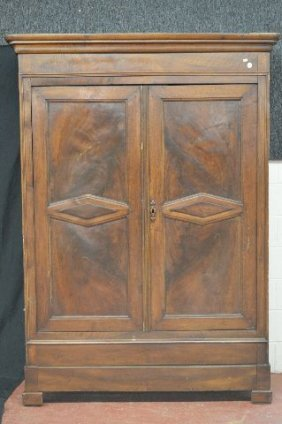 Large Antique Armoire