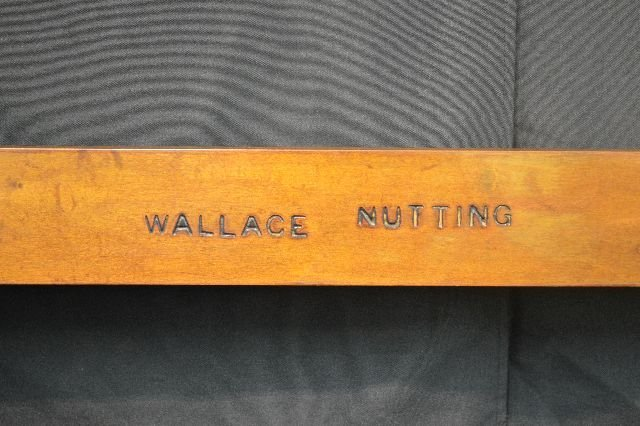 SIGNED WALLACE NUTTING 4 POSTER BED - 2