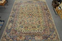 ROOM SIZE ANTIQUE PERSIAN RUG 12 x 8 9
