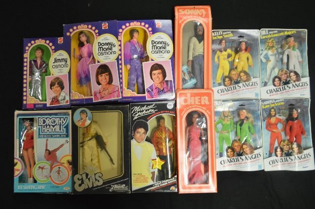 LOT OF VINTAGE 60's/70's BOXED DOLLS