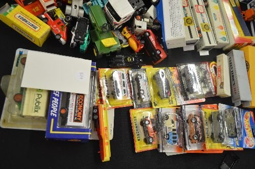 50+ TOY CARS INCLUDES MATCHBOX, HOT WHEELS, CORGI, - 2