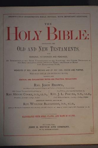 2 ANTIQUE BIBLES - 4