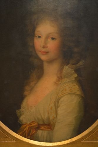 PORTRAIT OF EMPRESS JOSEPHINE IN FINE VICTORIAN - 2