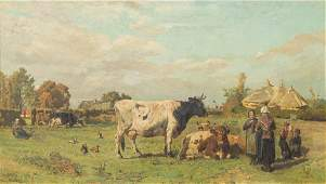 Adrien-Joseph HEYMANS (1839-1921)