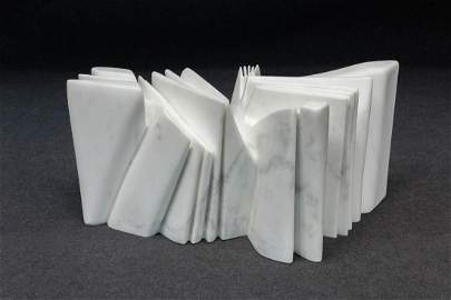 Pablo Atchugarry (1958) Abstract sculpture made of
