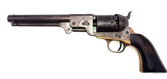 Leech & Rigdon Civil War Revolver - Confederate
