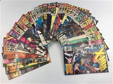 Classic X-Men #39-73 1989-1992 Marvel Comics