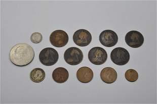 Britsh Coin Collection