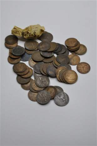 British Penny Collection