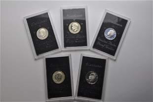 Eisenhower Proof Dollar Collection