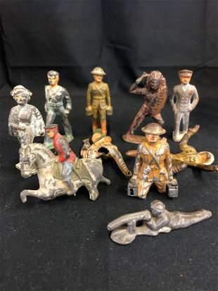 Antique Lead Children's Toys