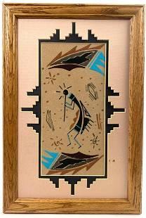 Unknown, Yels, Navajo Holy People