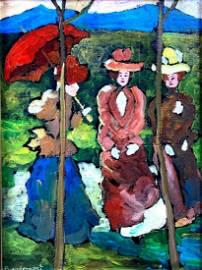 Maurice Prendergast (1858-1924), Untitled