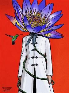 """Algis Krisciunas """"Treat me like a flower"""""""