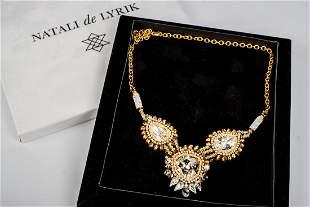 Necklace by Natali de Lyrik