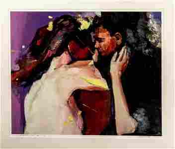 "Andrius Zakarauskas ""At the same time"" (Giclee print)"