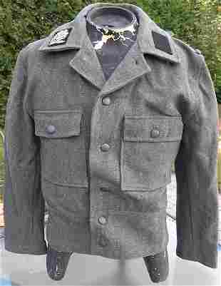 WAFFEN SS M44 22ND CAVALRY MARIA THERESIA TUNIC NCO