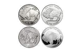 1oz silver buffalo