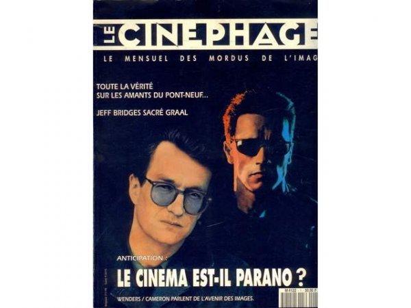 2: Le Cinéphage - Le mensuel des mordus de l'image.