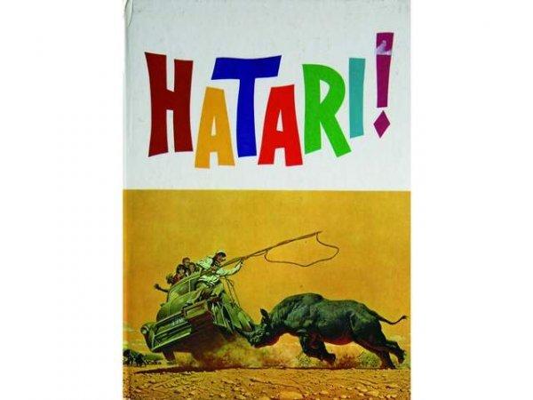 4: Hatari. De Howard Hawks.