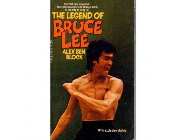 20: Bruce Lee.
