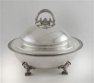 Tiffany & Co. 19th Century Elegant Sterling Silver