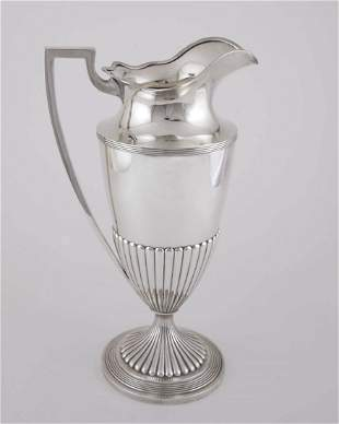 Elegant Gorham Sterling  Pitcher, Date mark 1909