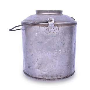 Erie Lackawanna Railroad Water Canister