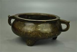A Fine Copper Censer