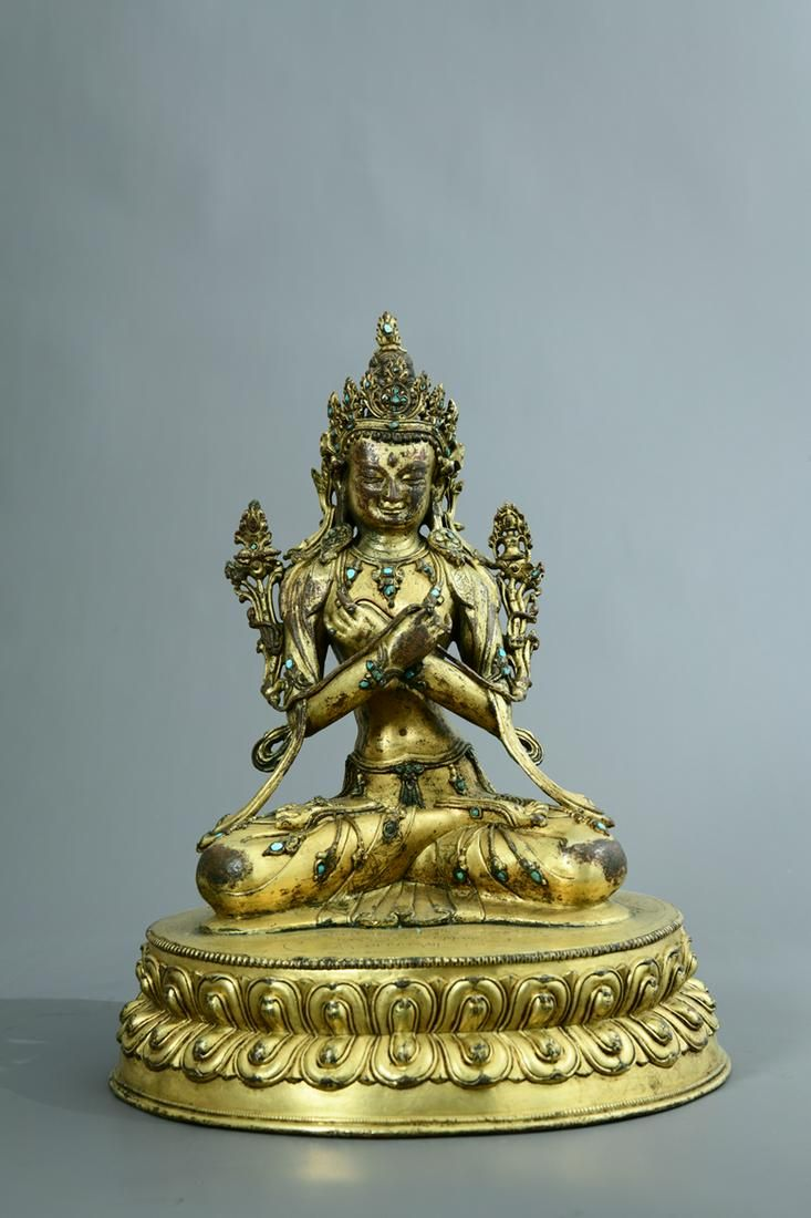 An Exquisite Figure of Tara
