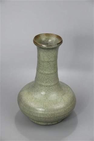 A Rare Guan-Type Stringed Vase