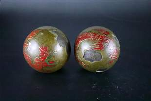 A Fine and Rare Cloisonne Gadets