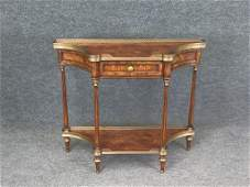 Theodore Alexander Althorp Mahogany Console Table