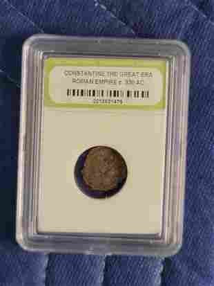 Roman Empire Ancient Graded Coin
