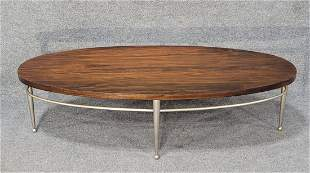 Ethan Allen Mid Century Style Coffee Table