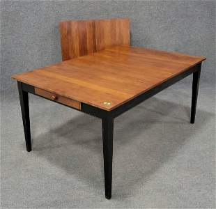 Ethan Allen Dining Table With 2 Boards