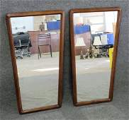 Pair Of Mirrors From Martinsville Bedroom Set