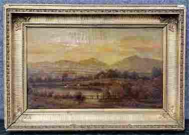 Hudson River School (Artist In Description)
