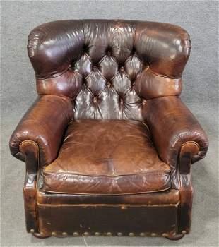 Ralph Lauren Leather Chair