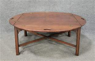 Henredon Butlers Table (Surface Scratches)