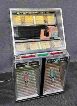 1959 Seeburg Model 222160 Select Jukebox