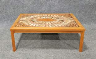 Made In Denmark Tile Coffee Table